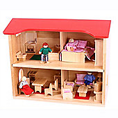 Santoys Complete Dolls House