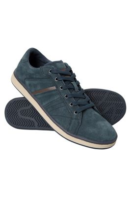 Mountain Warehouse Mariner Mens Lace-Up Shoes ( Size: Adult 07 )