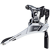 SRAM Force22 Front Derailleur Yaw Braze-on with Chain Spotter
