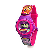 Paw Patrol 'Skye & Everest' Girls Digital Metal Tin Gift Wrist Watch