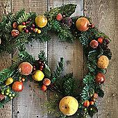 Fruit Christmas Garland