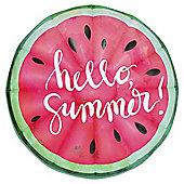 Tesco Beach Shack Watermelon Lilo
