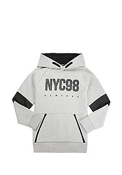 F&F NYC Hoodie - Grey