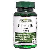 Natures Aid Vitamin B1 (Thiamine) 100mg - 90 Tablets