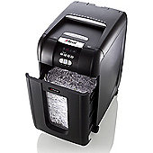 Rexel Auto Plus 250X Shredder Black 2103250