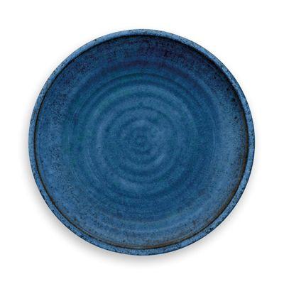 Epicurean Artisan 26cm Dinner Plate Indigo