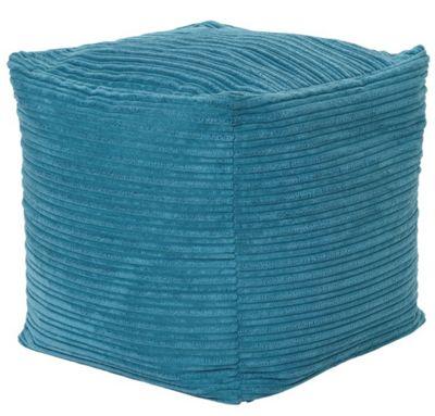 Kaikoo Cord Bean Cube Blue