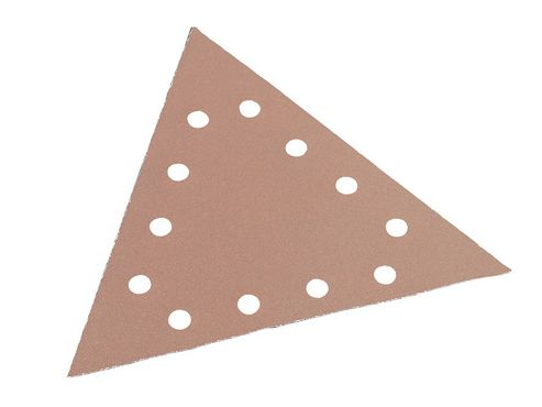 Flex Sanding Paper Hook & Loop Triangle To Suit WST-700VP 40 Grit Pack 25