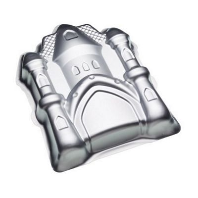 KitchenCraft Sweetly Does It Castle Shaped Cake Pan