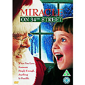 MIRACLE ON 34TH STREET 3 Disc DVD