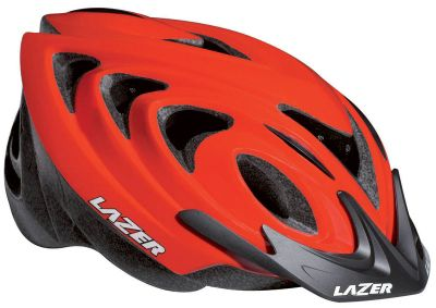 Lazer X3M MTB Inmold Red Helmet TOP SELLER - M (50-56cm)