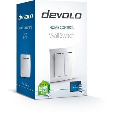 devolo Home Control Wall Switch