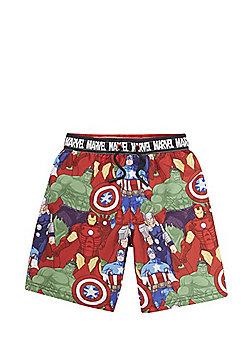 Marvel Avengers Board Shorts - Multi