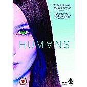 Humans - Series 1 DVD