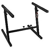 Tiger Deluxe Z Frame Height Adjusting Keyboard Stand