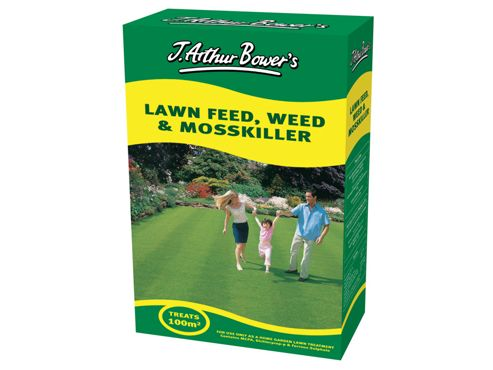 Jabower Lawn Feed Weed & Mosskill 360M2