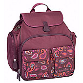 Babymoov Glober Changing Bag (Cherry)