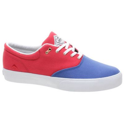 Emerica Reynolds Cruisers Red/White/Blue Shoe
