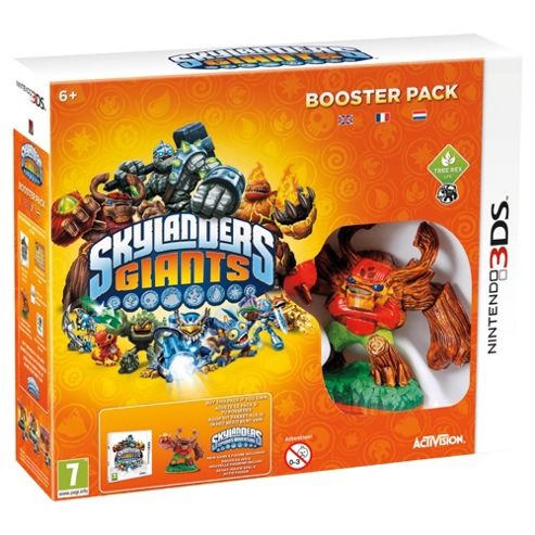 Skylanders Giants - Booster Pack 3DS