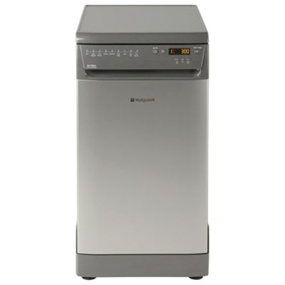 buy hotpoint ultima slimline dishwasher siuf 22111 g graphite from rh tesco com
