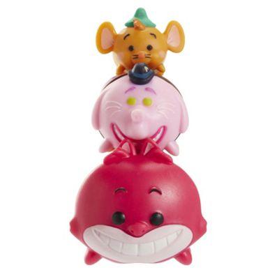 Disney Tsum Tsum 3 Pack Series 2 Gus, Bing B*NG and Cheshire Cat