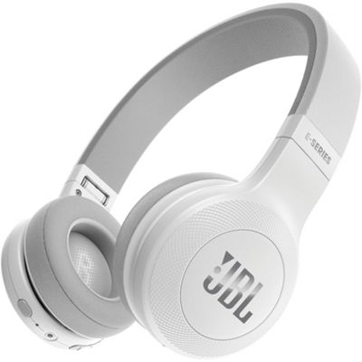 JBL E45, On-Ear Bluetooth Headphones White