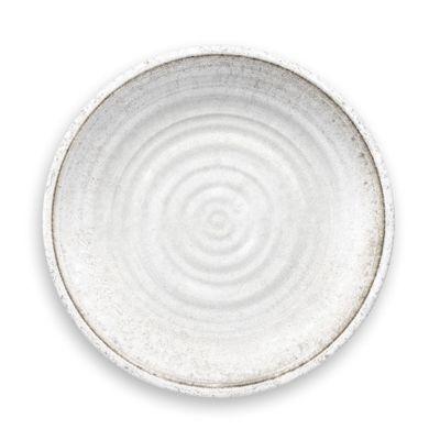 Epicurean Artisan Melamine Dinner Plate White 26cm