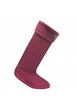 Regatta Fleece Welly Sock Blackcurrant M