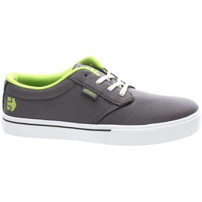 Etnies Jameson 2 Eco Kids Dark Grey Shoe