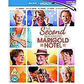 The Second Best Exotic Marigold Hotel Blu-ray