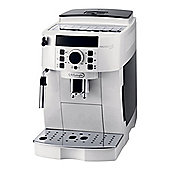 Delonghi-ECAM21117W Magnifica Bean-To-Cup Coffee Machine with 1.8L Capacity and Active Cup Warmer in White