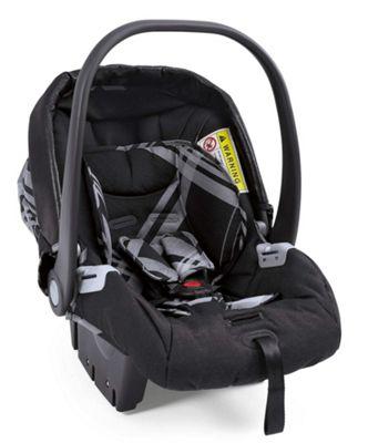 Mamas Papas Primo Viaggio ES Car SeatCouture Black ISOFIX Compatible