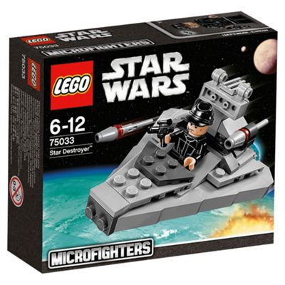 LEGO Star Wars  Star Destroyer 75033 (Do Not Use)