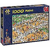 Jumbo - Jan Van Haasteren 1000 Piece Puzzle - Tennis