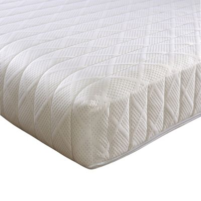 Happy Beds Touch 3-Zone Memory Foam Orthopaedic Mattress 2ft6
