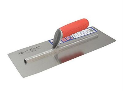 Faithfull SGFT14PW Pre Worn Finishing Trowel with Soft Grip Handle