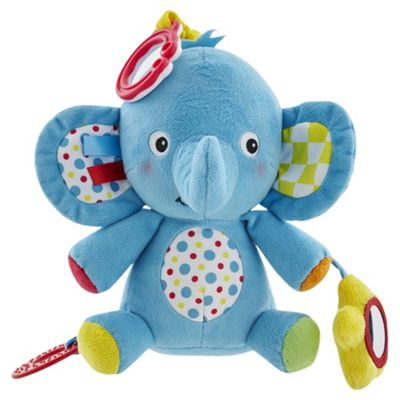 Buy Carousel Musical Elephant From Our Pushchair Travel Toys Range