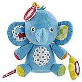Carousel Musical Elephant