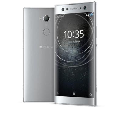 Sony Xperia XA2 Ultra 6-Inch 32 GB Android O UK SIM-Free Smartphone - Silver