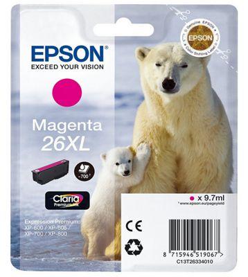 Epson Claria Premium 26XL Ink Cartridge C13T26334012
