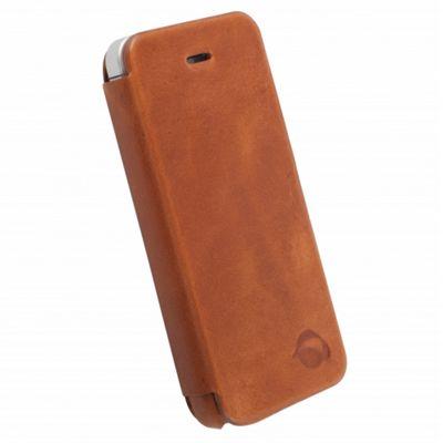 Krusell Kiruna FlipCover Case for iPhone 5 - Camel