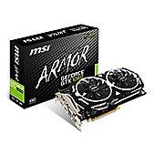 MSI nVidia GeForce GTX1060 ARMOR 3G OCV1 Graphics Card