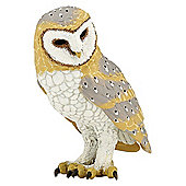 Papo Wild Animals Hand Painted Toy Figure Owl