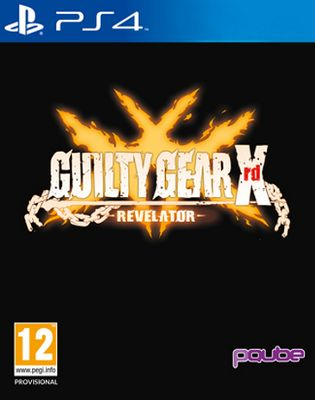 Guilty Gear XRD Revelator PS4 Game
