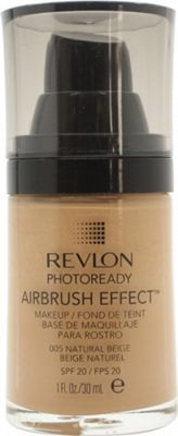 Revlon PhotoReady Airbrush Effect Makeup 30ml - Natural Beige