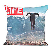 LIFE® Scatter Cushion - Olympic Ski
