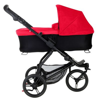 Mountain Buggy Swift/Mini Plus Carrycot (Berry)