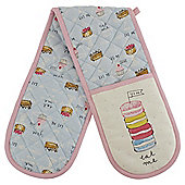 Tea & Treats Oven Glove