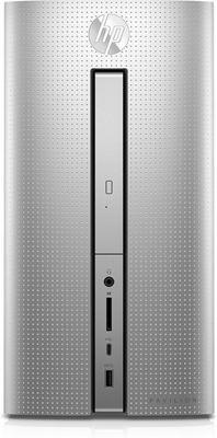 HP Pavilion 570-p71na Tower Desktop Intel Core i7 1TB Windows 10 Integrated Graphics
