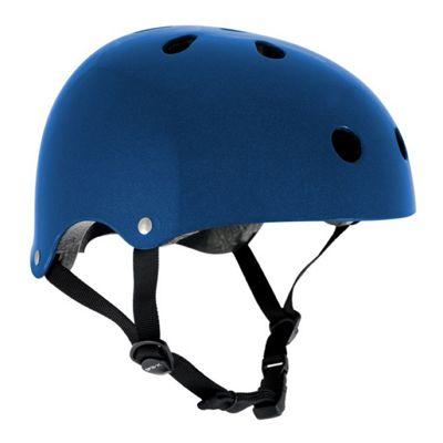 SFR Essentials Helmet - Metallic Blue - SML-Medium (53-56cm)
